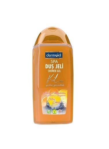 Dermokil Dermokil Therapy Limon ve Mandalina Duş Jeli 500 ML Renksiz
